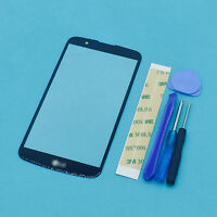 "For  LG K10 LTE 5.3""K430N Replacement Front Outer Screen Glass Lens Part"
