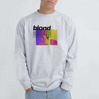 Blonded Frank Long Sleeve T Shirt Ocean Nikes Racing Retro Blond Ivy Orange Tee