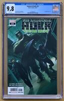 Immortal Hulk #22 CGC 9.8 Alex ROSS Cover 1st First Print Variant Edition 2019