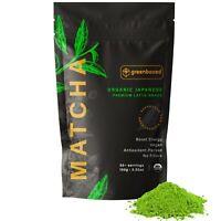 ▶▶🍵100% ORGANIC MATCHA POWDER Unsweetened Green Tea Pure Natural PREMIUM GRADE