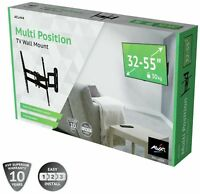 AVF Superior Multi-Position Up to 55 Inch TV Wall Mount - E402