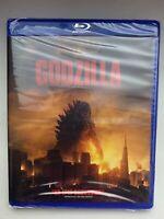 Godzilla Blu-ray disc