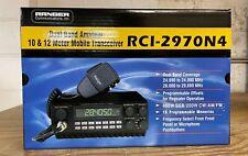 Ranger RCI-2970N4 Dual Band 400 Watt 10-12 Meter Mobile Transceiver  BRAND NEW