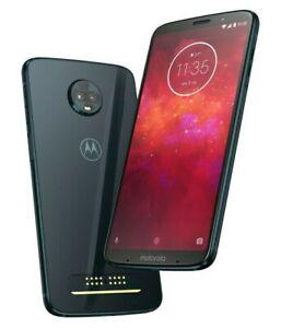 Motorola Moto Z3 Play   4G LTE (FACTORY UNLOCKED) 32GB Smartphone XT1929-4