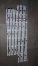 Samsung UN65KU6290FXZA LED Strips 8 Pairs R096865U39668A   V5DU-650DCB-R1