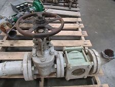 """Powell 3"""" Gate Valve with Jacoby Tarbox Site Flow Indicator"""