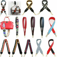 Sweet PU Leather/Canvas Replacement Bag Strap For Women Handbag Bags Accessories
