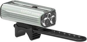 Lezyne Super Drive 1600XXL Smart LED Programmable Bike Light Gray HI Gloss