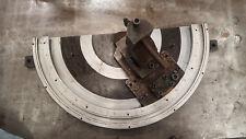 Jones and shipman radius whell dresser, surface grinder/tool grinder