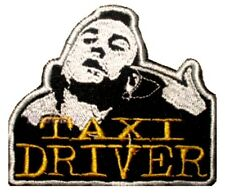 Travis Bickle Embroidered Patch Taxi Driver Cab Robert De Niro King Kong Company
