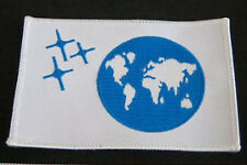 Space 2063 - Above & Beyond - Earth Flag - Patch Uniform Aufnäher - zum aufbügel