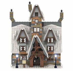 The Three Broomsticks (Hogsmeade Winter Village) building blocks set