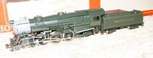 K26  Rivarossi  1540 US Dampflok  Heavy Pacific  4-6-2  Baltimore and Ohio
