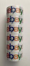 "NEW Official eBay Branded Packaging Tape  2"" X 75 Yds 6 Pack"