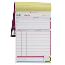 Duplicate Triplicate Invoice Purchase Sales Order Delivery Note Receipt Book Pad