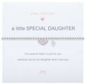 Joma Jewellery CHILDRENS Bracelet- Special Daughter