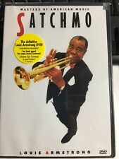 Louis Armstrong - Satchmo -  [Gary Giddins] New/Sealed