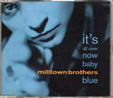 Milltown Brothers - It's All Over Now Baby Blue - CDM - 1993 - Indie Rock 4TR