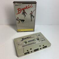 Breakin' Various 1984 Cassette Tape Official Movie Soundtrack OST Album