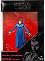 """Star Wars The Black Series Princess Leia 3.75"""" Exclusive Action Figure - New"""