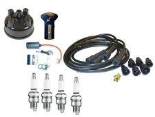 Tune Up Kit For Ji Case 4cyl Gas Tractor Prestolite Distributor Usa Copper Wires