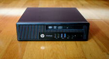 HP Elitedesk 800 G1, Intel Core i5, 8GB RAM, NEUE 240GB SSD, Windows 10 Pro