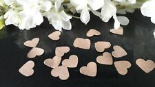 300x  Brown Paper Hearts Vintage  Rustic Wedding Arts and Crafts Shabby Chic