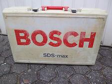 Bohrhammer-Koffer eines Bohrhammers von BOSCH GSH 5 CE - leer !