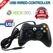 2018 Game Controller USB Wired Game Pad For Microsoft XBOX 360 Windows PC UK