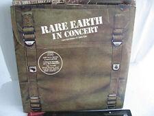 LP- vinyl- Rare Earth- In Concert (double album)
