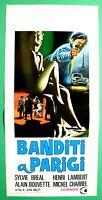L04: Bandits IN Parigi Citroen Pallas DS 21 DS 19 D Super 5 DS 23 Break
