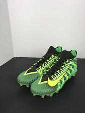 Nike Alpha Menace Elite Football Cleats Electro Green Volt   871519 337 Sz 12
