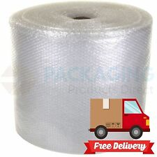 1 Small Bubble Wrap Roll 500mm Wide X 100 Metres Long Cushioning -