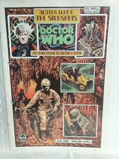 CMS IN-VISION Doctor Who Fanzine AND THE THE SILURIANS Code BBB Malcolm Hulke