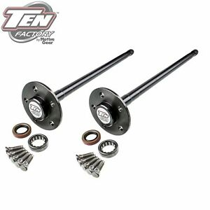 TEN Factory MG22187 Performance Axle Kit Fits 99-04 Mustang