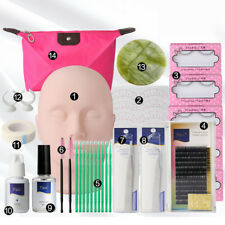 Lash Starter Eyelash Extension Kit C Curl Individual Semi Permanent Lashes Set