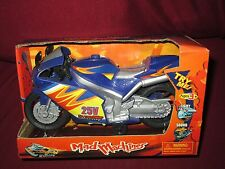 Mad Machines 25 V super bike racing toy New in Package