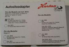 Hartan Adapter 9912 Maxi Cosi Cybex Besafe ab 2014