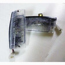 CORNER LIGHT LAMP NEW PAIR 1979 1980 1981 1982 TOYOTA COROLLA KE70 SEDAN