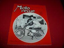 MOTO REVUE  N° 1613   27  OCTOBRE    1962