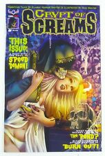 American Mythology Crypt Of Screams (2017) #1 Mike Wolfer Horror Nm-/Nm
