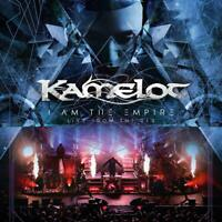 Kamelot - I am the Empire-Live from the 013:CD/DVD/BR NEU OVP VÖ 14.08.2020