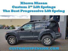 "2005-2015 Nissan Xterra - Leaf Spring Progressive softride rear lift spring 2"""