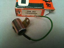 Condensador ci CON183 Renault 17 TS Gordini D Jetronic Alpine A110 A310 S 1600