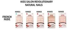 (Buy 1 Get 1, 50% Off) KISS Salon Acrylic Nude Style Revolutionary Natural Nails
