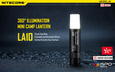 Nitecore LA10 135 Lumens Pocket Keychain Magnetic Torch Camping Lantern