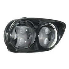 HARLEY FLTR AFTERMARKET DUAL HEADLIGHT ASSEMBLY 80WATTS LED 2004 - 2013
