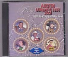 """*AUSTIN Conjunto Fest/2001""""(Various Artists)-Collectors-Tejano TexMex CD NEW-#96"""