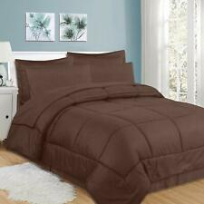 Sweet Home Collection 8 Piece Comforter Set Bag Design, Bed Sheets, 2 Pillowcase