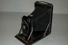 Patent Etui Folding Plate Camera by Kamera Werkstatten (KW) Germany